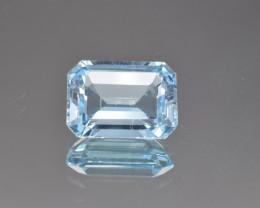 Natural BlueTopaz 12.73 Cts, Good Quality Gemstone
