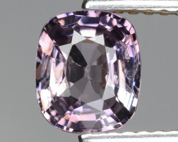 1.04 Cts Un Heated Very Rare Purple Pink Color Natural Spinel Gemstone