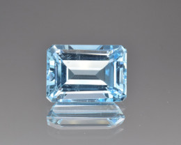 Natural BlueTopaz 14.48  Cts, Good Quality Gemstone