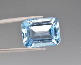 Natural BlueTopaz 15.00 Cts, Good Quality Gemstone