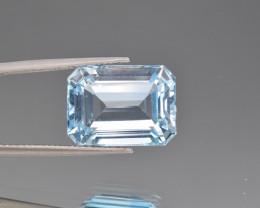 Natural BlueTopaz 15.16 Cts, Good Quality Gemstone