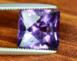 Fancy Cut 3.15 ct Attractive Color Amethyst