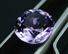 Amazing Round 2.00 ct Attractive Shape Amethyst