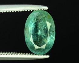 Top Color 1.55 ct Emerald~Zambia M