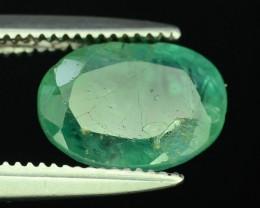 Top Color 1.55  ct Emerald ~ Zambia ~ M