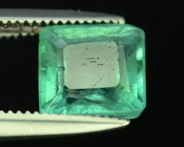 Top Color 1.55 ct Emerald~Zambia