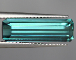 4.10 CT Indicolite tourmaline AAA Extra Fine Color !! IT6