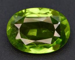 3.55 Ct Untreated Green Peridot ~t