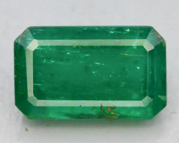 Top Quility 1.70 ct Natural Vivid Green Color Emerald~Swat .t