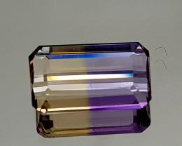 1.92Crt Bolivian Ametrine  Natural Gemstones JI09