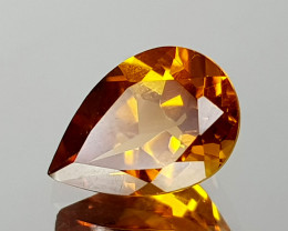 1.33Crt Madeira Citine Natural Gemstones JI09