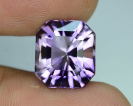 AAA Color 7.85 ct Untreated Amethyst ~ AS