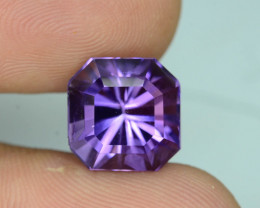 AAA Color 6.90 ct Untreated Amethyst~AS