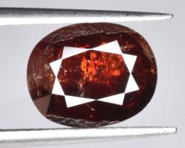 Brownish Zircon Natural Stone 2.90 CTS