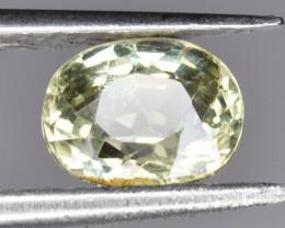 Alexandrite / Chrysoberyl 0.80 CTS