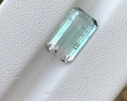 3.10 carats B-colour Tourmaline Gemstone From Afghanistan