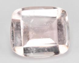 2.02 Cts Amazing Rare Natural Pink Color Morganite Gemstone