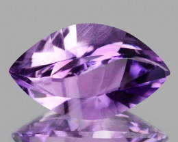 5.71 CT NATURAL AMETHYST GOOD CUT GEMSTONE AM8