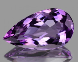 14.26 CT NATURAL AMETHYST GOOD CUT GEMSTONE AM12