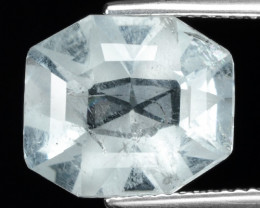 5.10 CT NATURAL AQUAMARINE GOOD CUT GEMSTONE AQ8