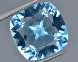 Natural Blue Topaz 13.07 Cts Top Quality