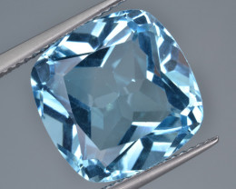 Natural Blue Topaz 13.48 Cts Top Quality
