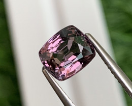 1.99 Cts Burma Top Quality Cotton Candy Pink Spinel Unheated