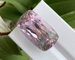 50.55 Cts Fine Quality Natural Kunzite Excellent Luster Afghanistan