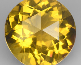 7.87 Crt Madeira Citrine Brilliant Color & Cut ~ CT71
