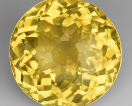 7.01 Crt Madeira Citrine Brilliant Color & Cut ~ CT76