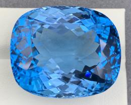 134.35 ct Topaz Gemstones Top color