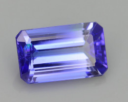 AAA Grade 1.58 ct Tanzanite eye catching Color SKU.28