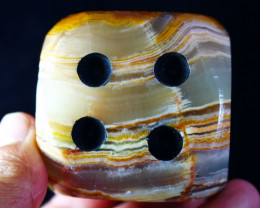 1978 CTs Natural - Unheated Onyx Carvid Dice