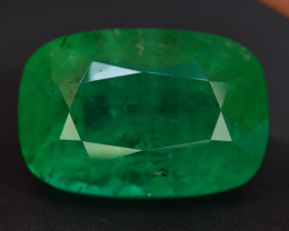 Top Color 20.0 ct Vivid Green Emerald~Afghanistan