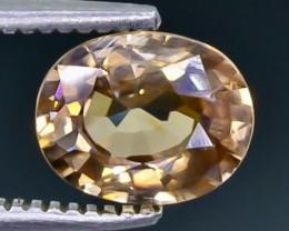 1.52 Crt  Zircon Faceted Gemstone (Rk-2)