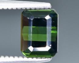 1.69 Crt  Tourmaline Faceted Gemstone (Rk-2)