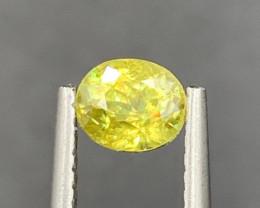 0.62 ct Natural Tantanite Sphene