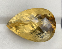 41.55 ct Citrine  Gemstones Top color top luster