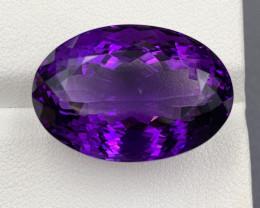 31.65 Ct Amethyst Gemstone