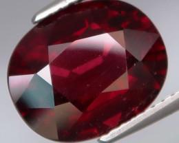 6.22 Ct. 100% Natural Earth Mined Red Rhodolite Garnet Africa