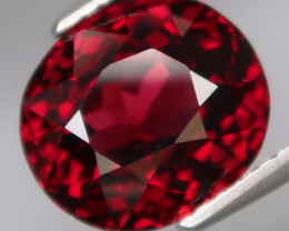 5.76 Ct.100% Natural Earth Mined Top Quality Cherry Pink Rhodolite Garnet