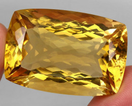 105.67 ct. 100% Natural Unheated Top Quality Yellow Golden Citrine Brazil
