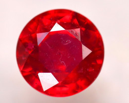 Ruby 3.18Ct Madagascar Blood Red Ruby D2102/A20