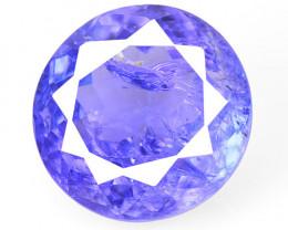 2.62 Cts Amazing rare Violet Blue Color Natural Tanzanite Gemstone