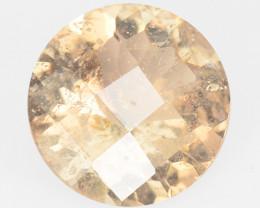 1.98 Cts Amazing Rare Natural Pink-Brown Color Morganite Gemstone