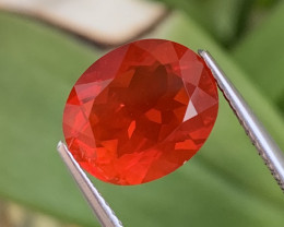 2.92 Cts AAA Grade Amazing Fire Natural Mexcian Fire Opal