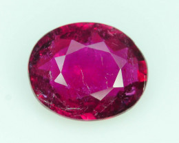 AAA Color 1.15 ct Rubelite Tourmaline~K