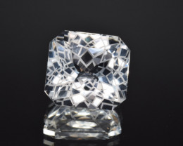 Natural Topaz 16.28 Cts Perfect Precision Cut , Outstanding Design