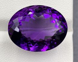 27.41 Ct Amethyst Gemstone