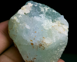Amazing Natural color Aquamarine piece good for cabochons 290Cts-P
